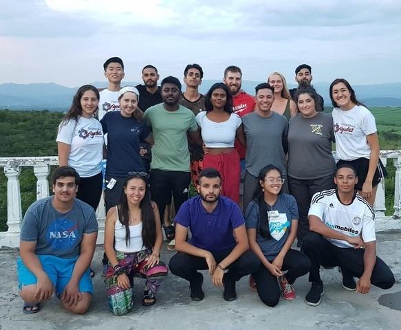 Volunteering abroad with Warwick Global Brigades