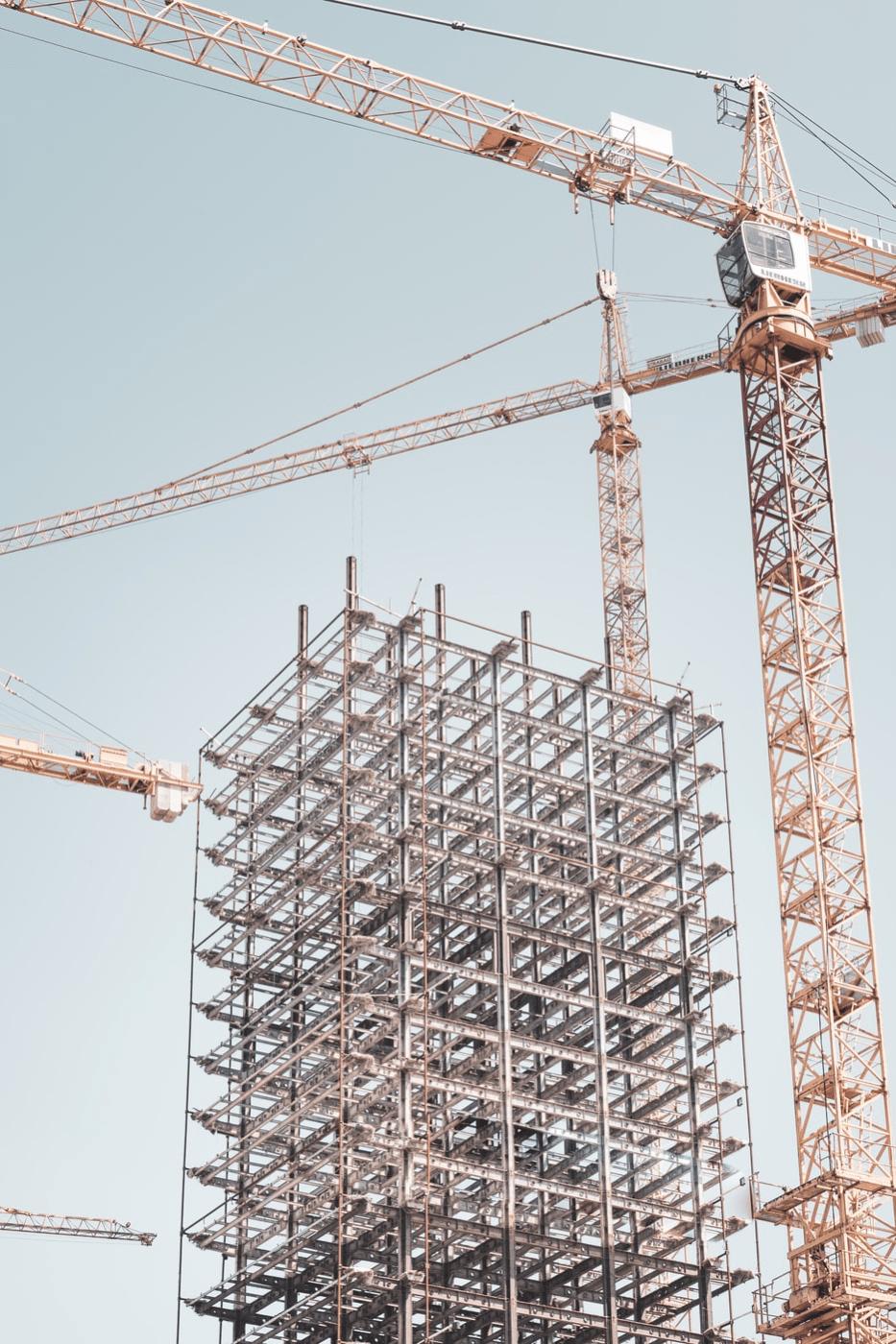 Infrastructure revolution - construction