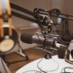 microphone and radio