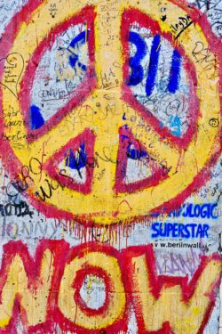 Commemorating the fall of the Berlin Wall