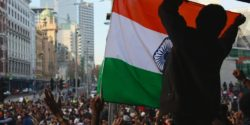 India University protest