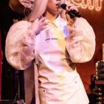 Rina Sawayama performs live