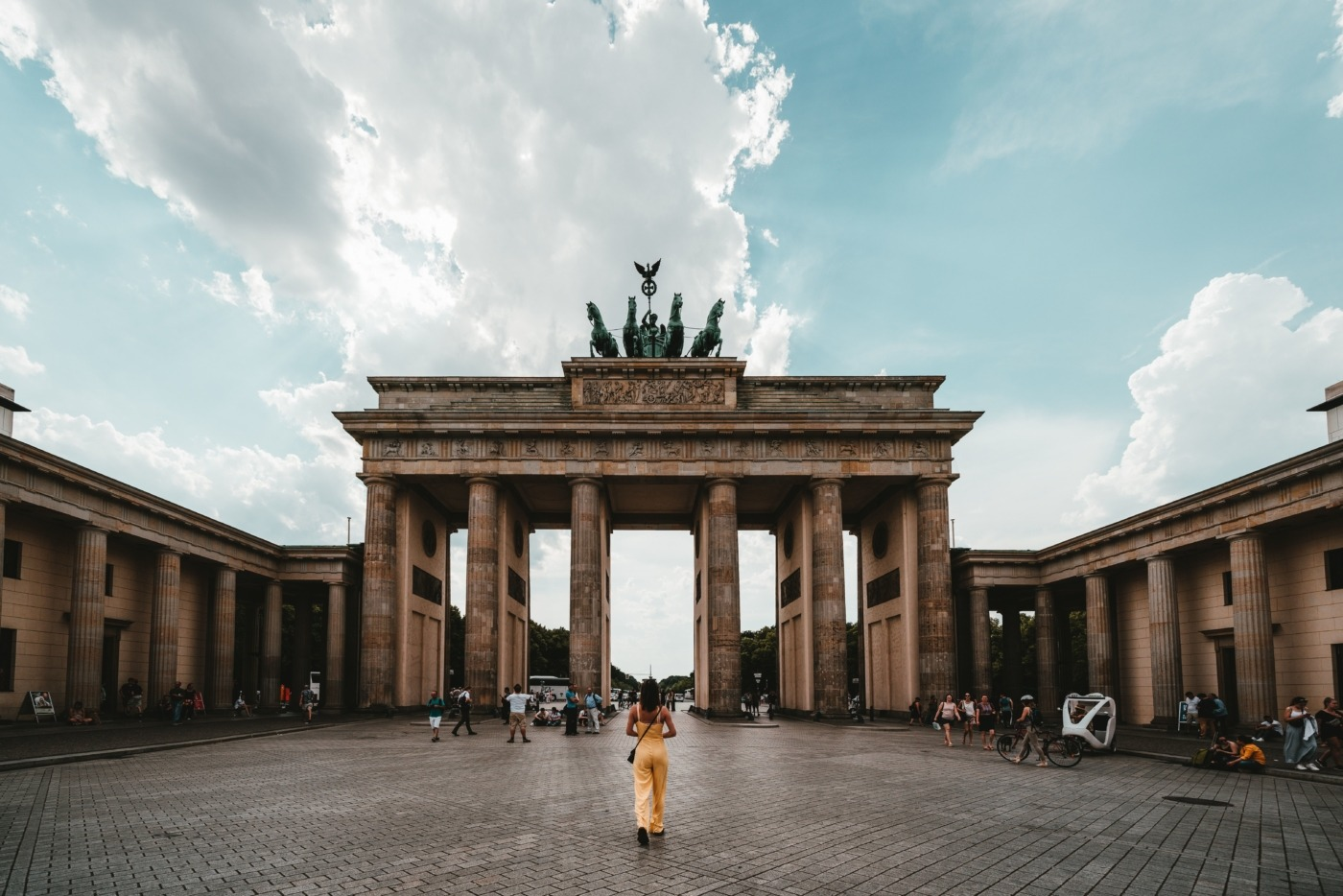 Brilliance all around: Berlin at Christmas