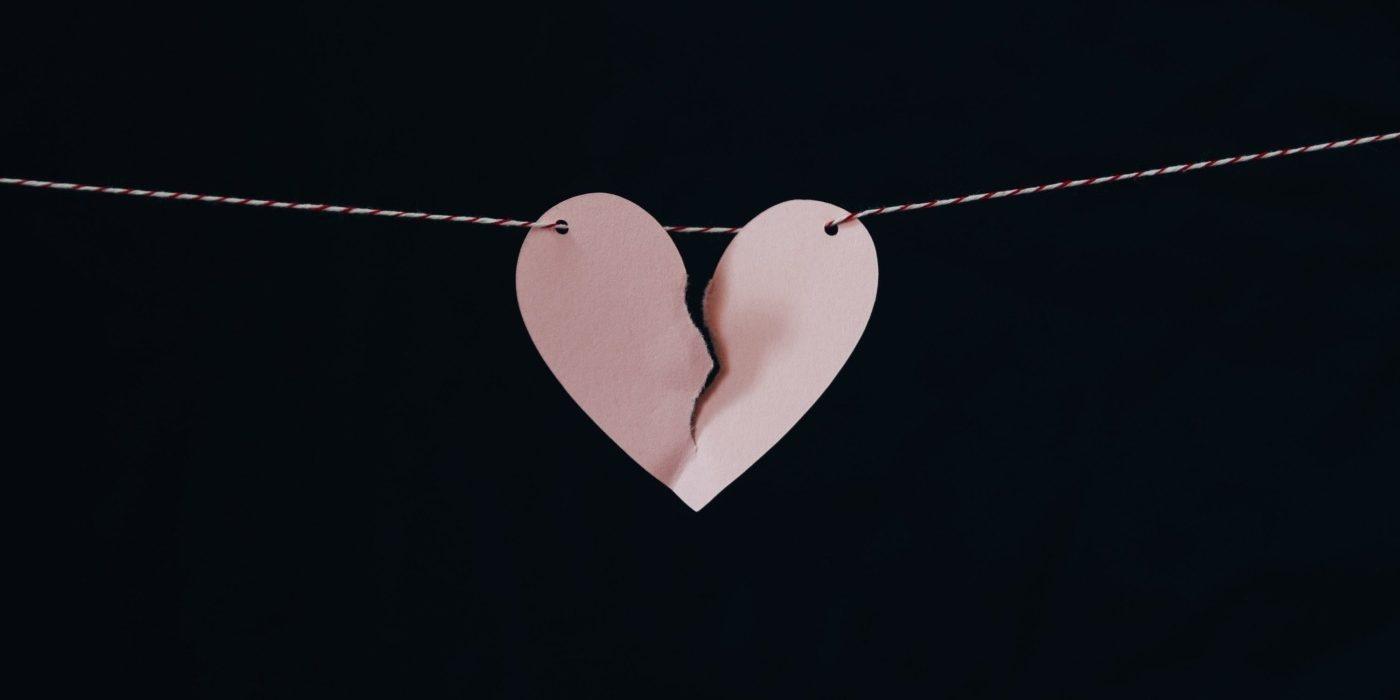 Broken heart - romance awards