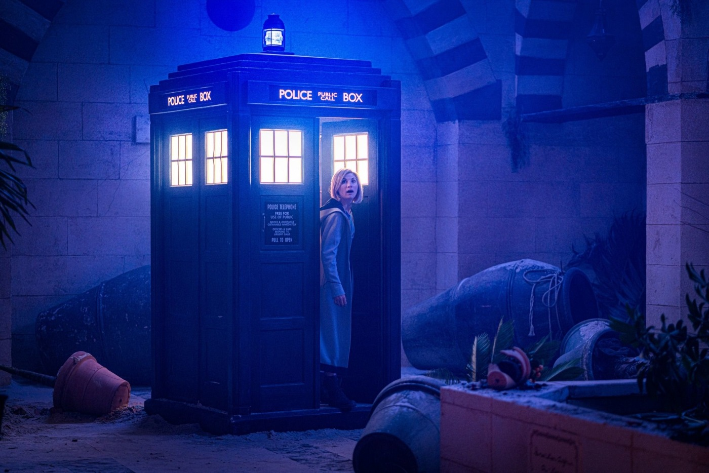 Doctor Who 'Can You Hear Me?'