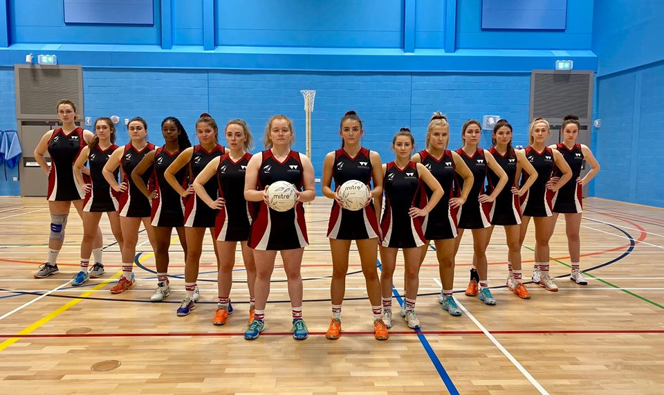 Image: The University of Warwick Women's Netball Club