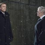 James Bond and M