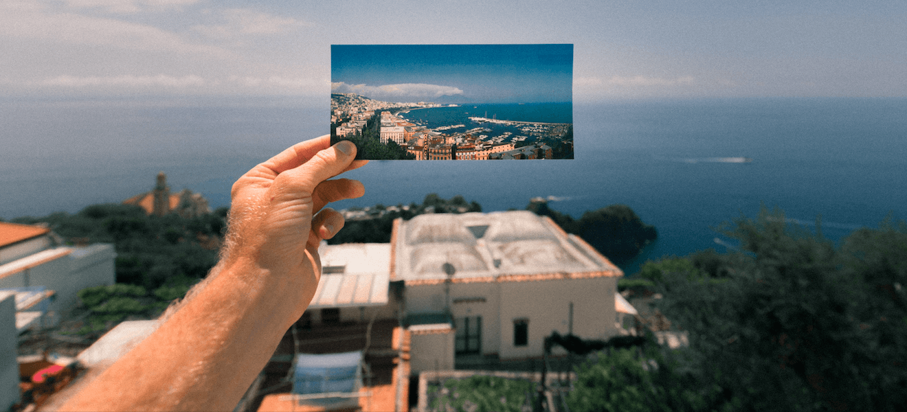 Disposable cameras make for the best travel photos
