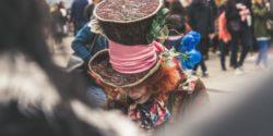 mad hatter from wonderland