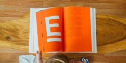 e-reader paperback book