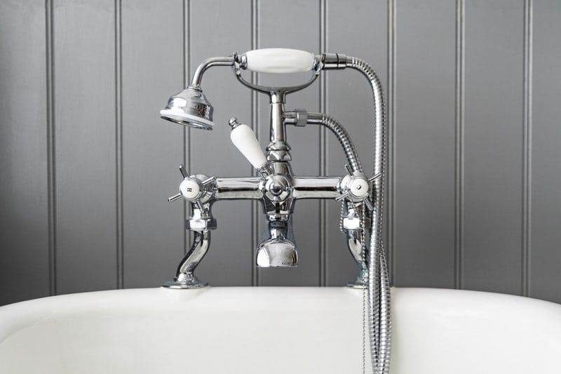 Image: Unsplash Showers vs. Baths