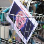 political art Donald Trump