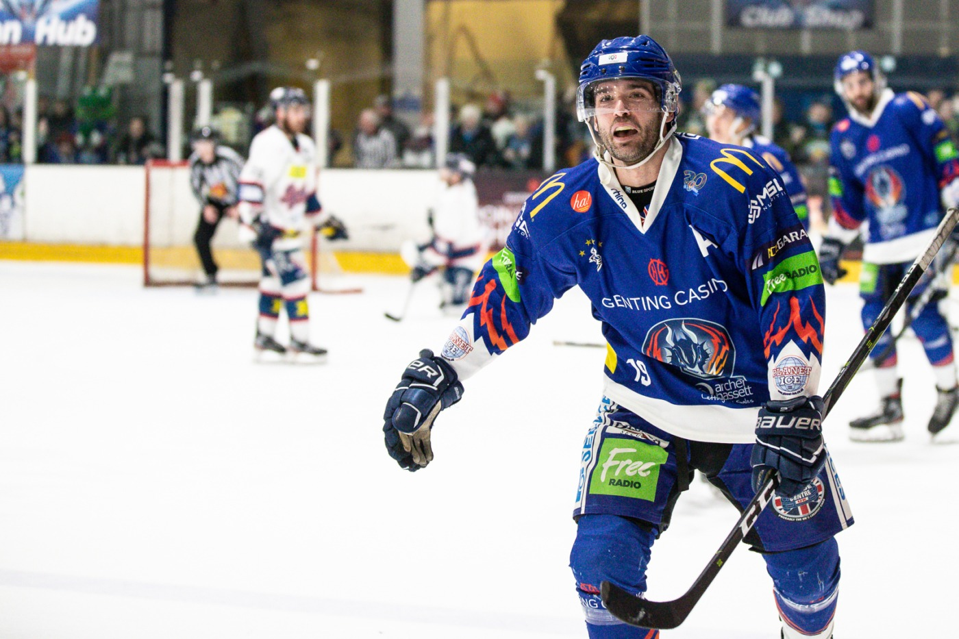 Image: Scott Wiggins / Coventry Blaze Press Release