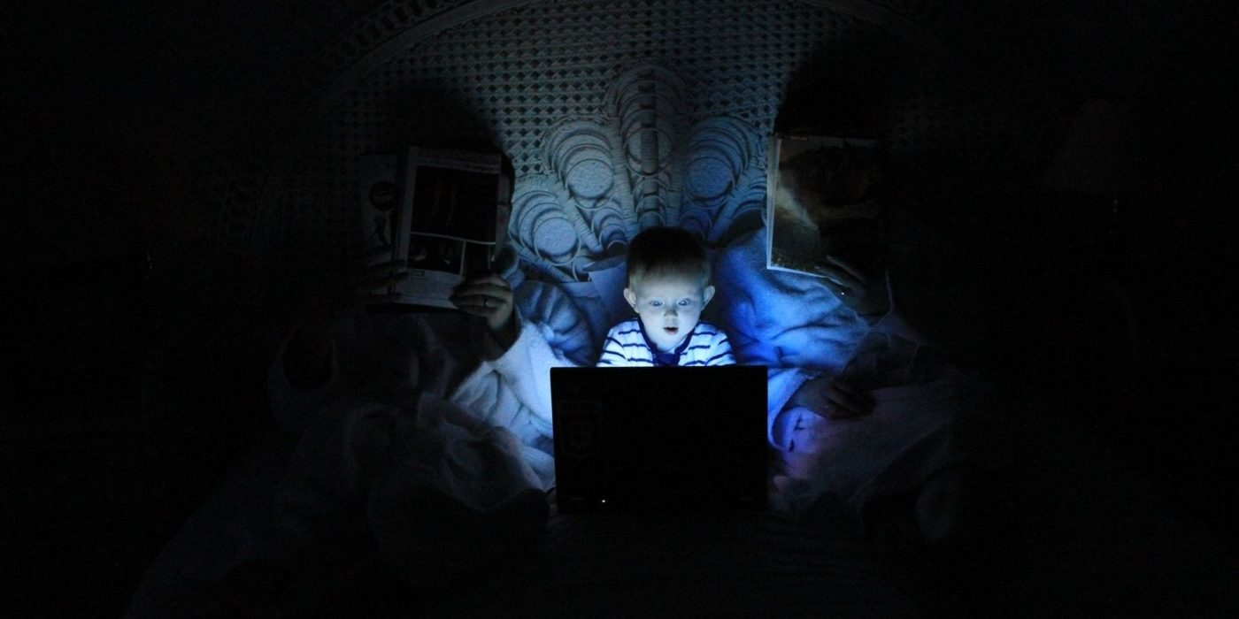 kid in the dark internet