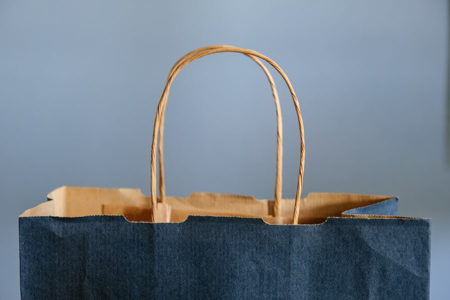 Reusable vs. Disposable Bag