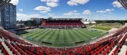 Image: TD Place - Atletico Ottawa / Freestyle Photography