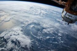 The Earth's Junkyard: the problem with space debris