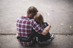 Hugging and the immune system