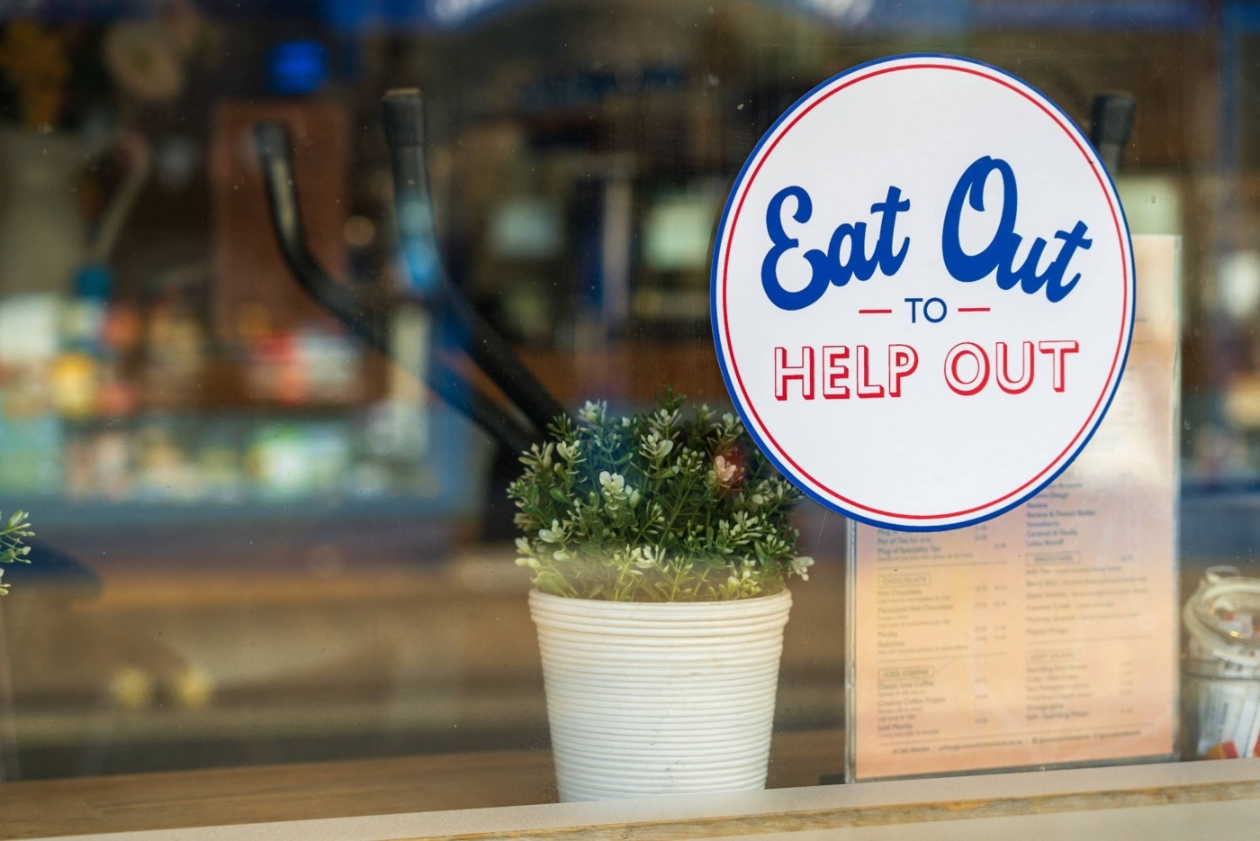 Eat out to help out / Image: Unsplash