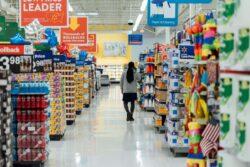 Supermarket aisle / Image: Unsplash