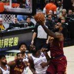 LeBron James (Cleveland vs. Brooklyn 2018) Erik Drost