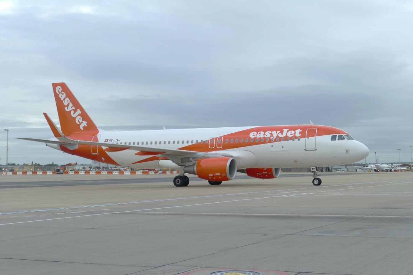 EasyJet Plane / Image: Unsplash