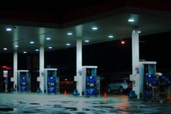 Petrol station / Image: Unsplash