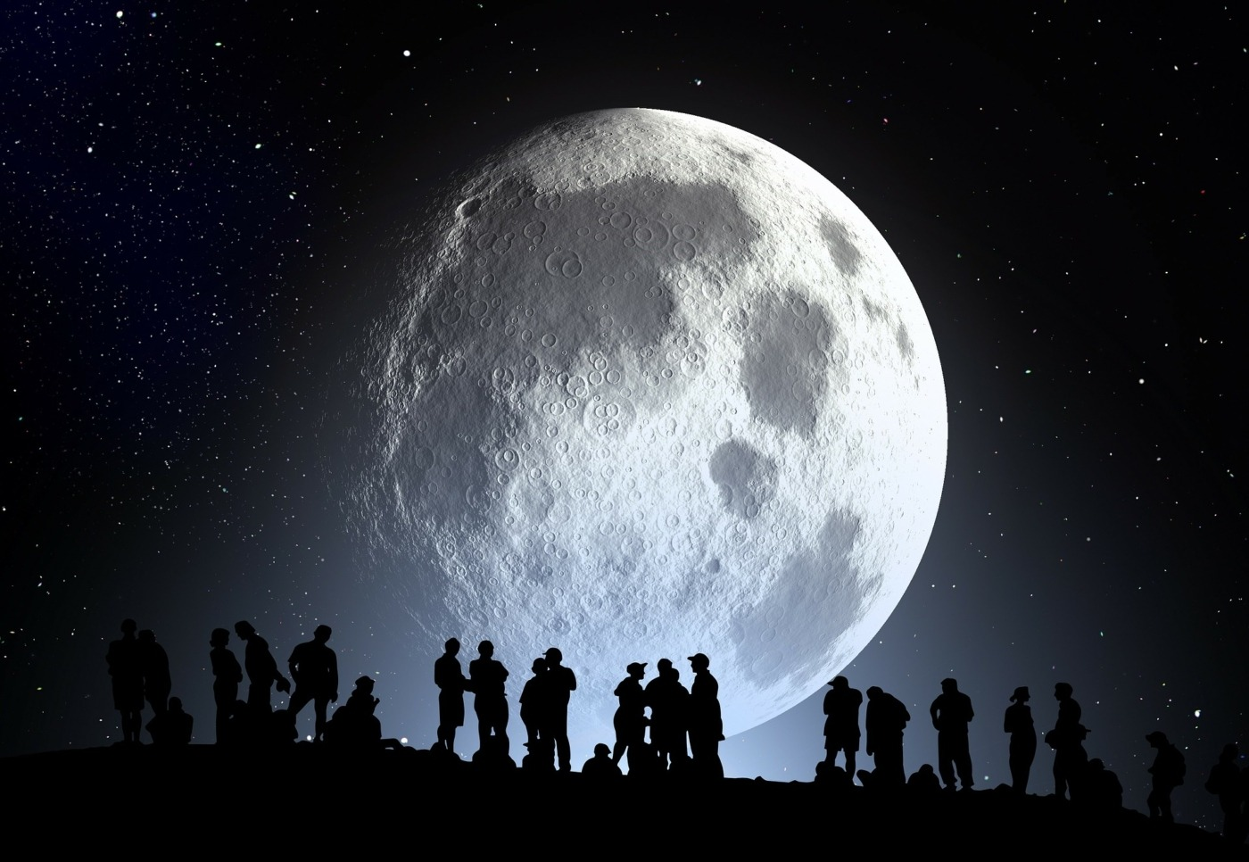 Scientists find water on sunlit surface of the moon