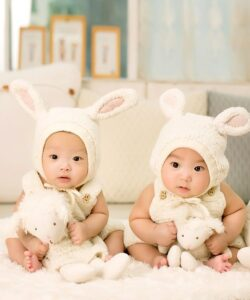 Identical twins: not so identical?