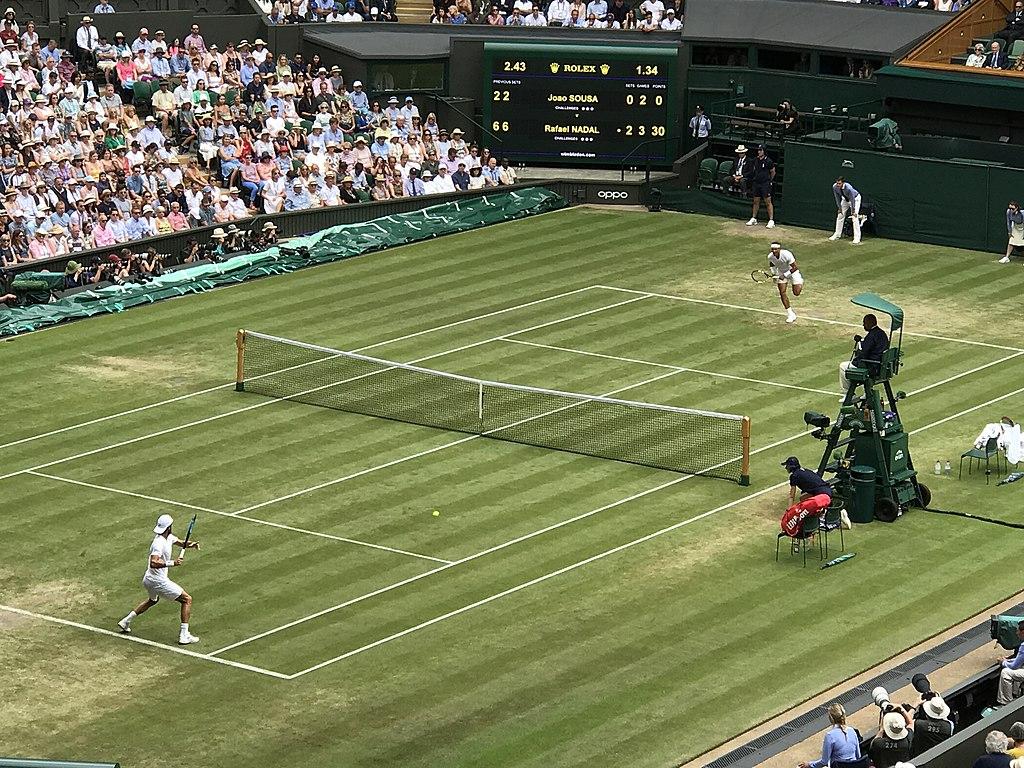 Image: Wikimedia Commons / I went to Wimbledon