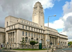 Students at Leeds University demand a full return to face-to-face teaching