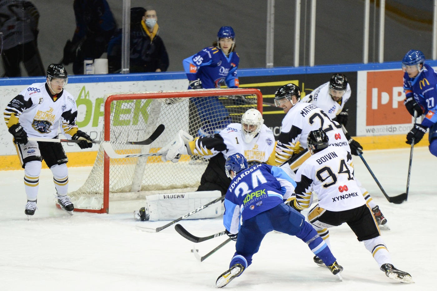 Image: Dean Woolley / Panthers Images