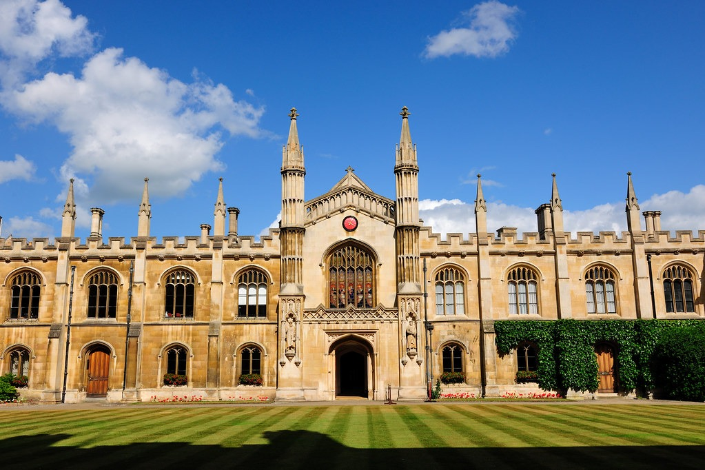 Cambridge University students plead for a half-term break due to 'intense' workload.
