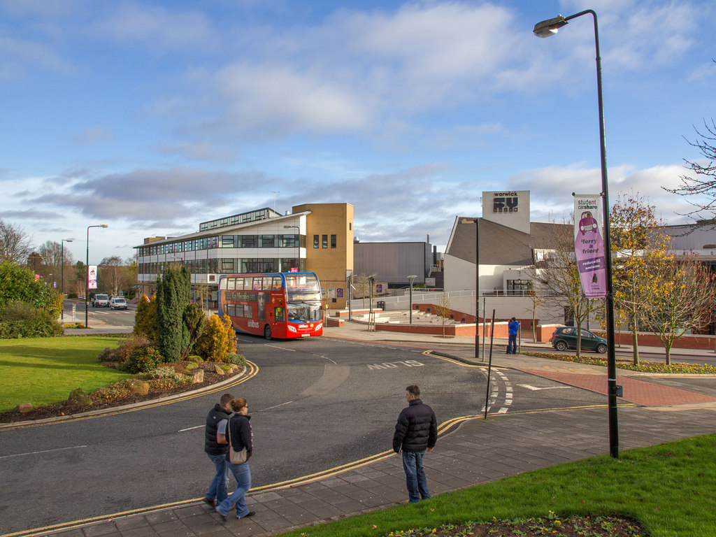 University of Warwick climbs to 6th place in the Guardian's university league table